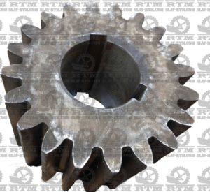 РТМ, РЕМ-ТЯЖМАШ, Машиностроение, машиностроительное, металообработка, метал, Шестерня подвенечная, подвенцовая шестерня, большая шестеренка, зубчатое колесо, большой модуль, большим модулем
